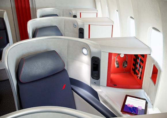 Background Air France Launched Its Newest Business Cl